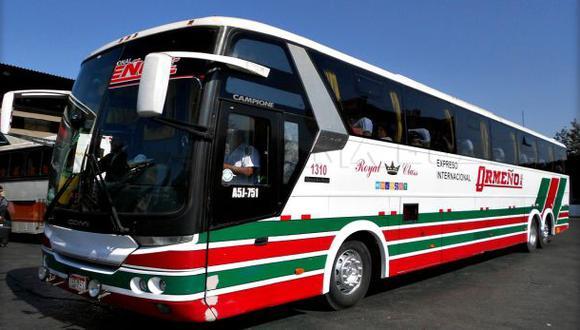 Ormeño anuncia ruta de autobús entre Lima y Río de Janeiro