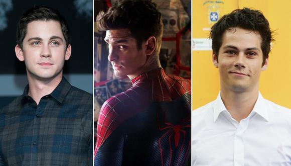 """""""Spiderman"""": uno de ellos podría tomar lugar de Andrew Garfield"""