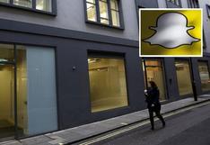 Snapchat instala su sede internacional en Londres