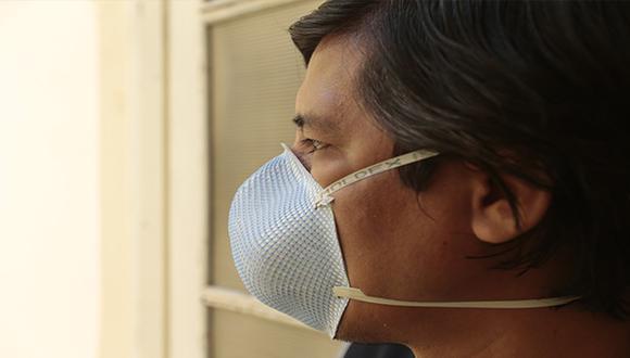 Las personas asintomáticas deben usar la mascarilla de forma permanente. (Foto; Ministerio de Salud)