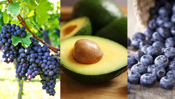 La exportación de uvas, paltas y arándanos lideran el ránking de productos no tradicionales con mayores envíos al exterior de Perú.