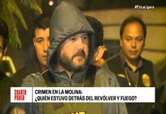 Triple asesinato en La Molina: autor material habría actuado por encargo
