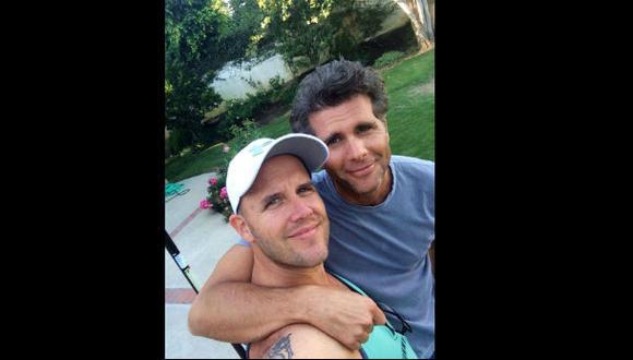 Gian Marco compartió imágenes de encuentro con Christian Meier