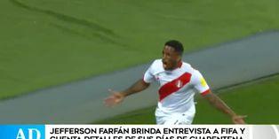 Jefferson Farfán habló sobre la posible fecha de su retiro del fútbol