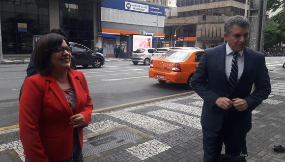 Designación de nueva fiscal se realizó tras pedido de coordinador del Equipo Especial, Rafael Vela, y de fiscal Geovana Mori (Foto: GEC)