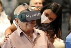 ¿Puede la realidad virtual ayudar a los adultos mayores? Un estudio de Stanford espera averiguarlo