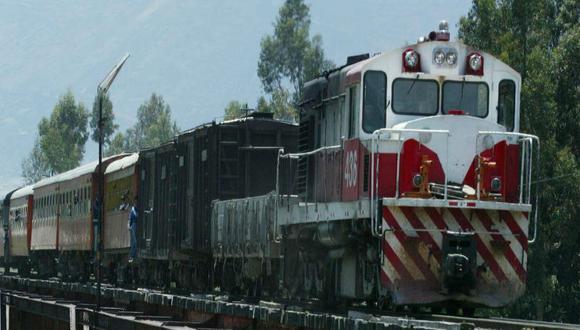 El proyecto de modernización del ferrocarril Huancayo - Huancavelica tendrá una inversión de más de US$ 226 millones. (Foto: GEC)