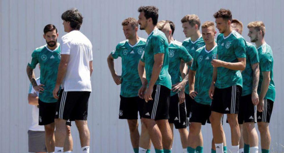 """El diario deportivo """"Bild"""" reveló que ciertos futbolistas de Alemania se desvelaban jugando videojuegos durante la concentración en Rusia 2018. ¿Ese factor habrá sido determinante para la eliminación del Mundial? (Foto: AP)"""