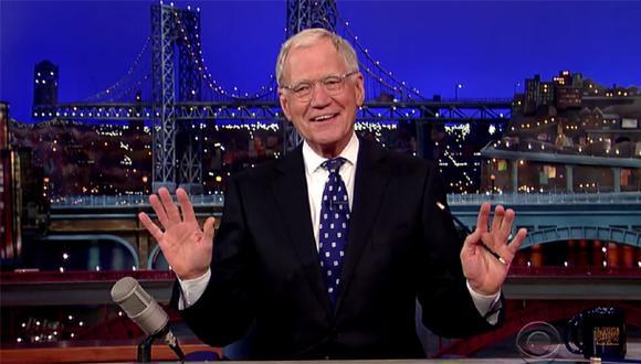 David Letterman: este fue su mensaje de despedida (VIDEO)