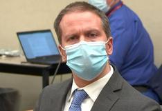 """Derek Chauvin pide anular veredicto del juicio por el asesinato de George Floyd por """"conducta inapropiada"""" del jurado"""