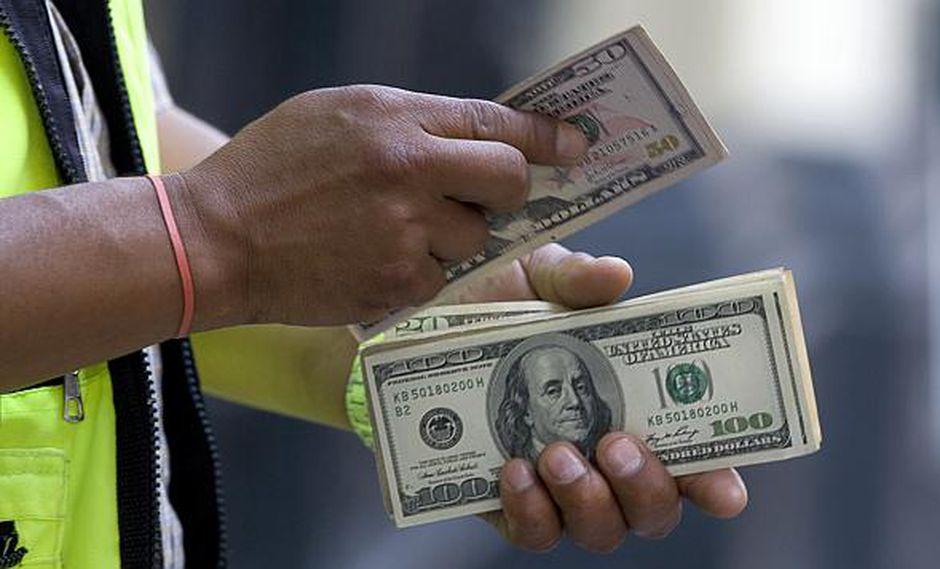 El precio del dólar acumula un fortalecimiento de 1.08% en lo que va del año. (Foto: USI)