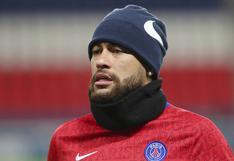 Neymar tiene luz verde para volver a la cancha y jugaría la Supercopa contra Marsella