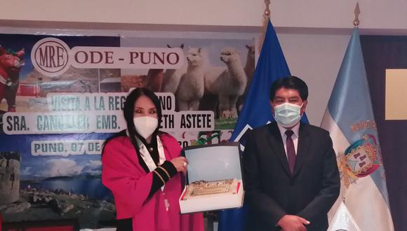 Puno: proyectan reapertura gradual de frontera entre Perú y Bolivia.