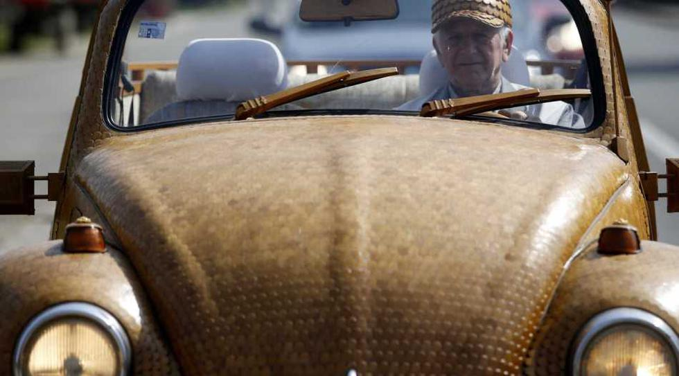 """FOTOS: Los Volkswagen """"Escarabajo"""" más locos del mundo - 5"""