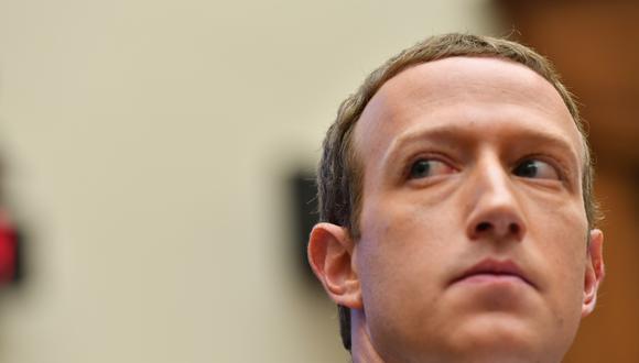El presidente ejecutivo de Facebook, Mark Zuckerberg, maneja cuatro de las aplicaciones más descargadas de la última década. (Foto: Nicholas Kamm / AFP)