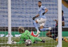 Manchester City venció al PSG y clasificó a su primera final de la Champions League