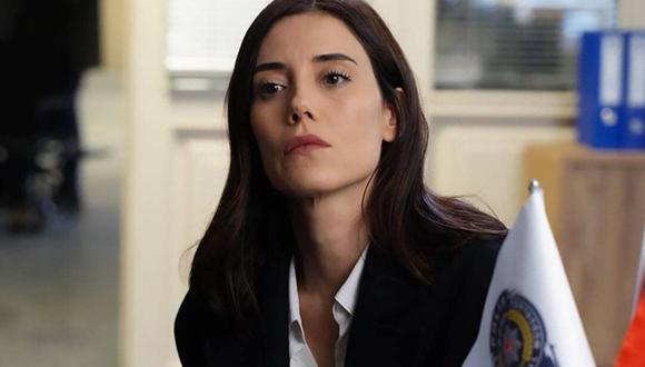"""Cansu Dere como Asya Yılmaz, la protagonista de """"Infiel"""" (Foto: Medyapım)"""