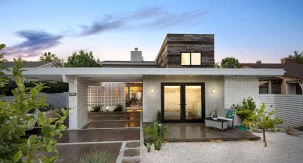 Esta casa tiene 3 mil m2 y destaca por su estilo boho chic, ya que combina elementos vintage dentro de un ambiente moderno. Se ubica en la ciudad de California. (Foto: themls.com)