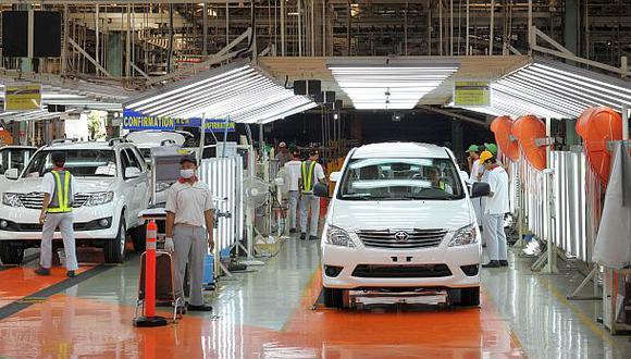 La nieve paraliza producción de Toyota, Suzuki y Honda en Japón