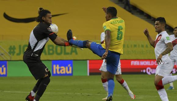Pedro Gallese es el arquero titular de la selección peruana que dirige Ricardo Gareca. (Foto: AFP)