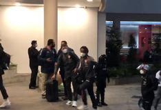 Perú llegó a la concentración en Quito y quedó listo para enfrentar a Ecuador [VIDEO]