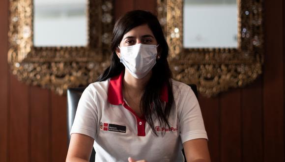 No prosperó censura a la ministra Alva. (Foto: GEC)