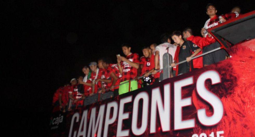 Melgar y su fiesta en Arequipa por el campeonato (FOTOS) - 7