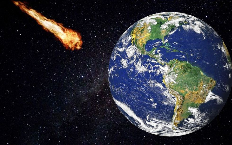 Los meteoroides son una pequeña partícula de un cometa o un asteroide de 100 micrometros a 50 metros de diámetro. (Foto: Pixabay)