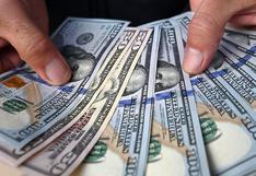 Dólar cerró al alza por encima de S/ 4,13 en jornada en que el BCR vendió US$ 168 millones