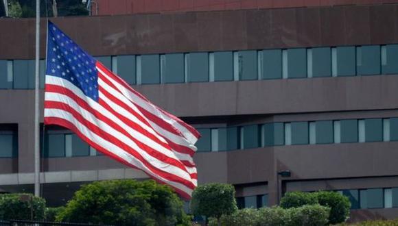 La nueva oficina sobre asuntos venezolanos está ubicada en la embajada de Estados Unidos en Bogotá. Foto: Getty images, vía BBC Mundo