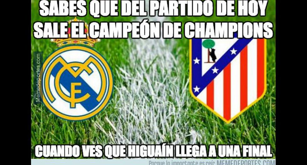 Real Madrid vs. Atlético Madrid: los memes de la semifinal - 35