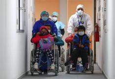 Coronavirus en Perú: 884.747 pacientes se recuperaron y fueron dados de alta