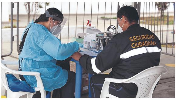 La Libertad: trabajadores con COVID-19 de la comuna de Trujillo se encuentran en cuarentena domiciliaria.