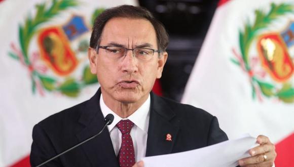 Vizcarra viajará a Panamá del 30 de junio al 1 de julio para juramentación del presidente electo, Laurentino Cortizo Cohen. (Foto: GEC)