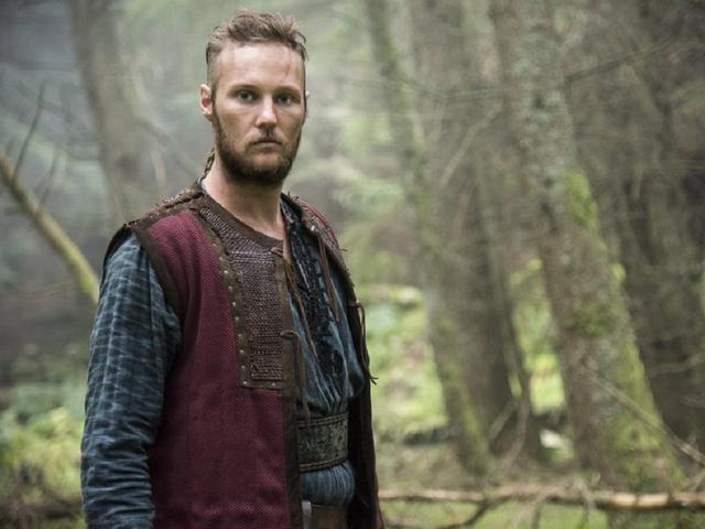 "Jordan Patrick Smith is Ubbe in ""Vikings"" (Photo: History Channel)"