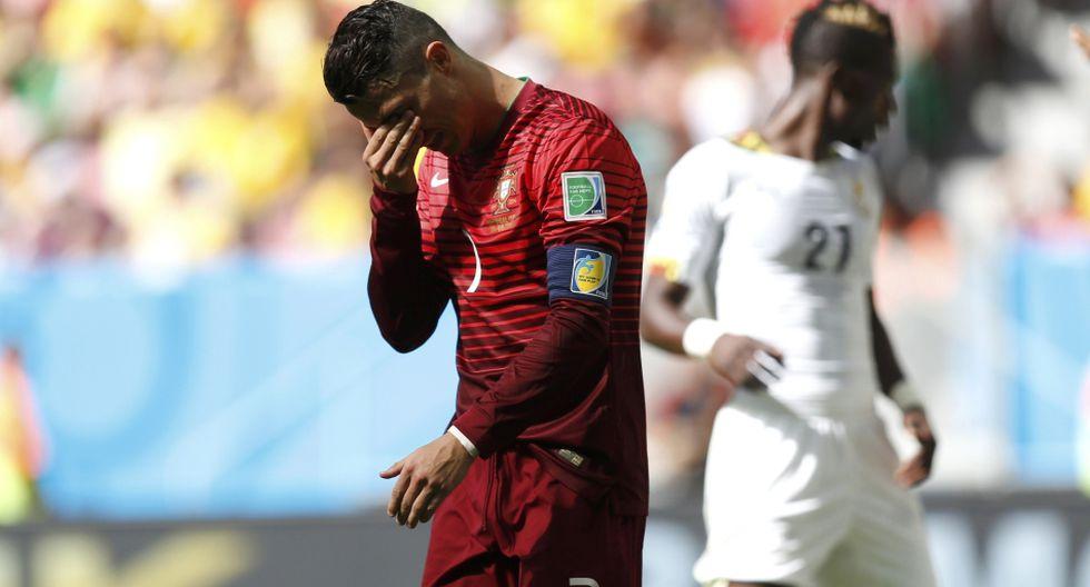 Cristiano Ronaldo: las fotos de Brasil 2014 que no quiere ver - 15