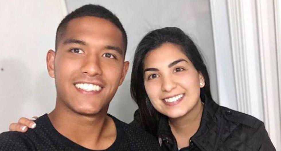 Roberto Siucho y su hermana Ana. (Foto: Instagram)