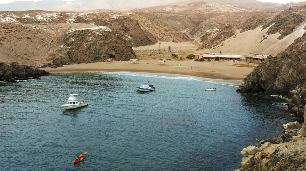 La Caleta San José ganó tres veces como la mejor eco-playa natural del Perú.(Foto: Archivo El Comercio)