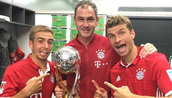 Facebook: ¿cuál es el video más divertido del Bayern Múnich?