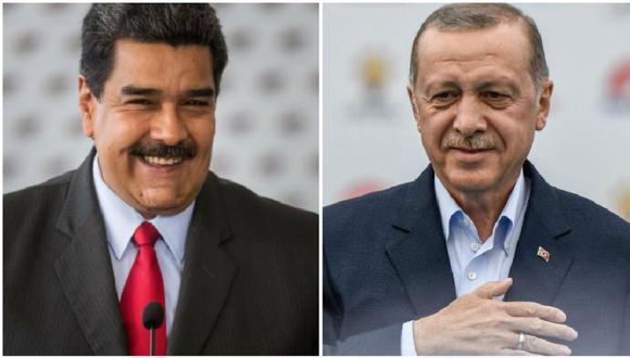 (Foto: EFE / AFP)