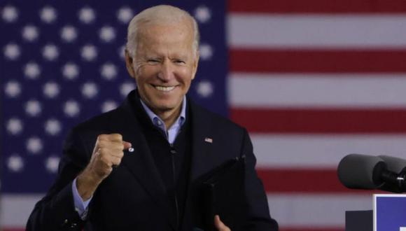 El demócrata Joe Biden sería designado este miércoles por el Congreso como el ganador de las elecciones presidenciales y próximo mandatario estadounidense. (GETTY IMAGES)