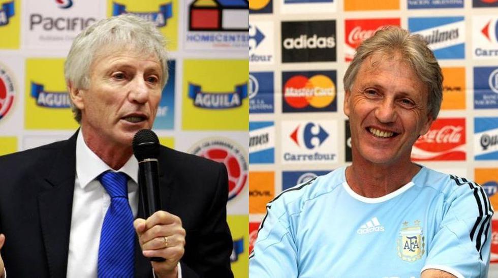 El antes y después de los técnicos que dirigirán en Brasil 2014 - 7