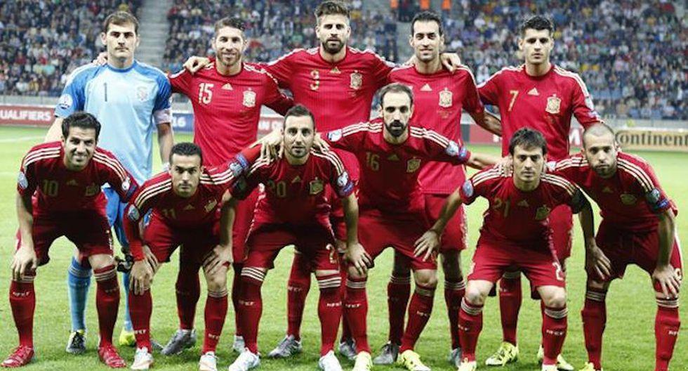 Ránking FIFA: conoce a las primeras 20 selecciones [FOTOS]  - 6