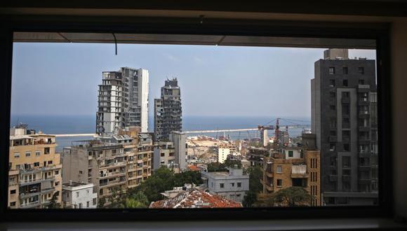 La explosión en Beirut ha causado la muerte de al menos 177 personas y ha dejado 6.000 heridos, según el último recuento oficial. (Foto: PATRICK BAZ / AFP).