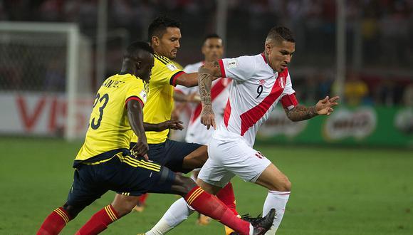 La selección de Colombia disputa el partido amistoso FIFA contra Perú en el Hard Rock Stradium de Miami desde las 20:30 horas. (AFP)