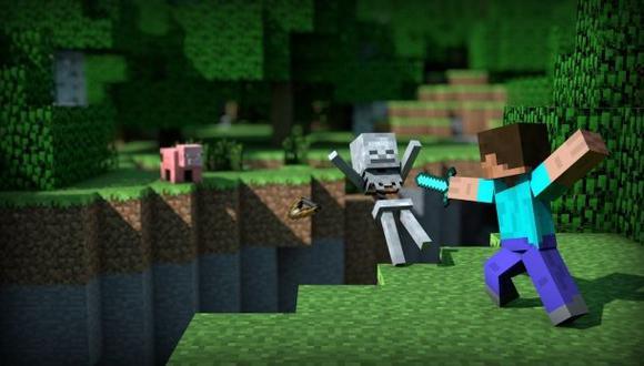 Minecraft es el juego más visto YouTube