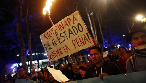 La masacre de los 43 estudiantes desnuda la impunidad en México