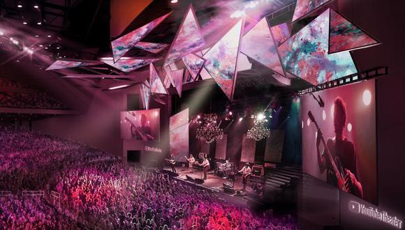 YouTube tendrá su propio espacio para eventos masivos y conciertos en vivo. (Imagen: Google)