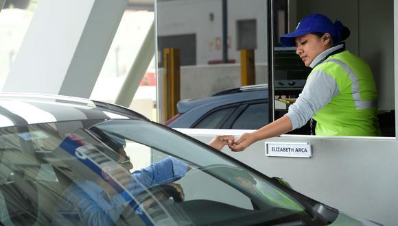 Para los vehículos livianos y por eje cobrable para vehículos de carga y pesados. (Foto: Lima Expresa)