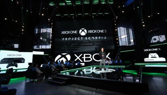 Project Scorpio, la nueva consola de Microsoft